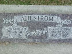 Elliott Southworth Ahlstrom