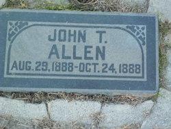 John T Allen