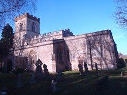 Newton Longville (St. Faith) Churchyard