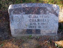 Clara Pearl Chambers