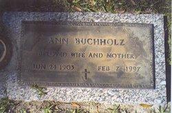 Ann Buchholz