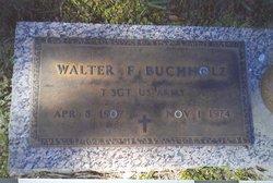 Walter F Buchholz