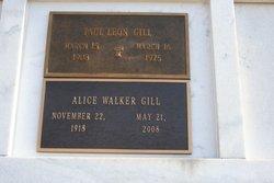 Alice Coffin <i>Walker</i> Gill