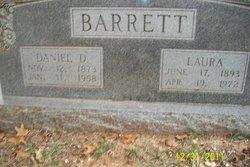 Laura Ann <i>Taylor</i> Barrett