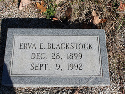 Erva E. Blackstock