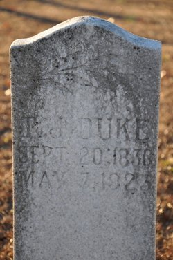 Pvt Thomas Jefferson Duke