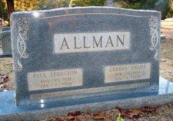 Paul Sebaston Allman