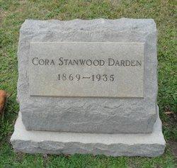 Cora Lee <i>Stanwood</i> Darden