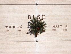 W. Bill D. Bise
