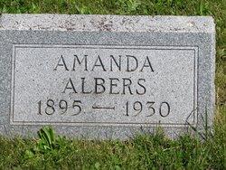 Amanda <i>Koehler</i> Albers