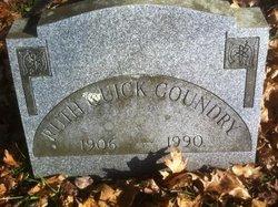 Ruth <i>Quick</i> Goundry