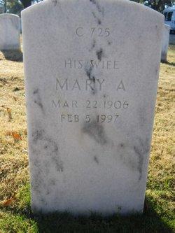 Mary Alma <i>Windham</i> Glaze