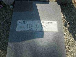 Rubena <i>Graham</i> Booth