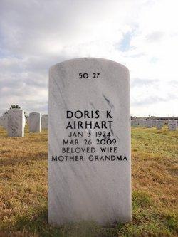 Doris Kathleen <i>Foss</i> Airhart