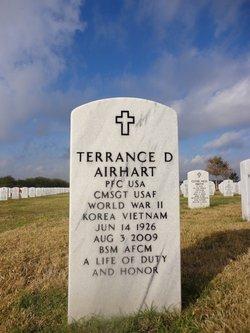 Terrance D Airhart