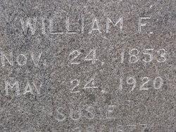 William F Helmuth