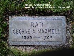 George A Maxwell