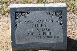 Kate <i>Madison</i> Doles