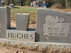 Maggie Lee <i>Waters</i> Hughes