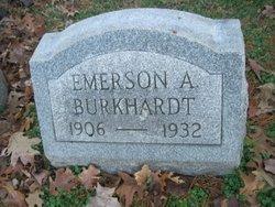 Emerson Augustus Burkhardt