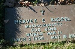 Hervey E Harvey Riopel