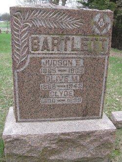Olive May <i>Jones</i> Bartlett