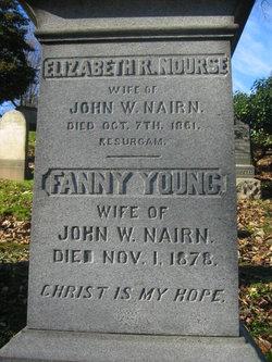 Fanny <i>Young</i> Nairn