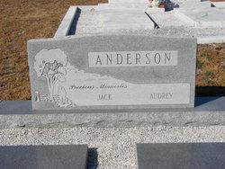 Audrey L <i>Mercier</i> Anderson