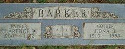 Clarence William Barker