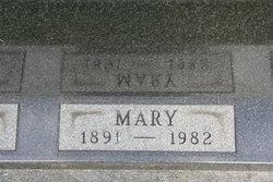 Mary <i>Miedinger</i> Batt