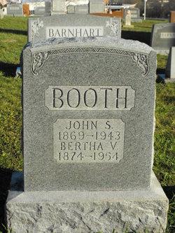 Bertha Virginia <i>Bair</i> Booth