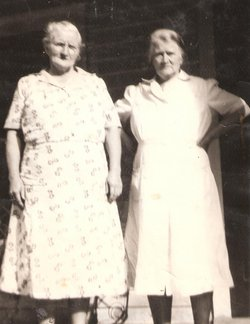 Bessie Pearl <i>Durkee</i> Welz