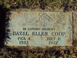 Hazel Ellen <i>Young</i> Coop