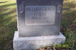 William Grady Horne