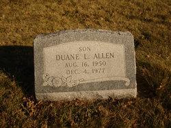 Duane L Allen