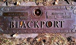 Marvin J. Blackport