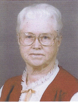 Lillian Louise <i>McMennamy</i> Brister
