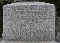 William Augustine Boyd