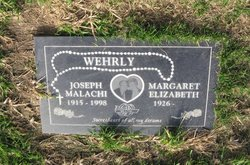 Joseph Malachi Wehrly