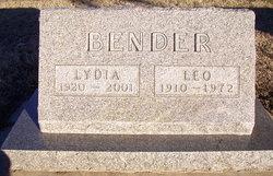 Lydia Marie <i>Greenwald</i> Bender
