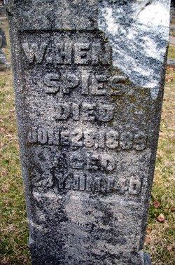 Wilhelm Heinrich Spies
