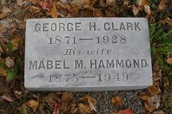 Mabel M. <i>Hammond</i> Clark
