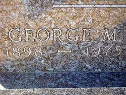 George M Bender