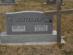 Benjamin Ernst Achterberg