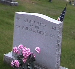 Albert Frank Yeaton