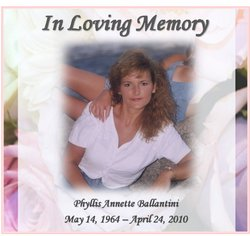Phyllis Annette <i>Stowe</i> Ballantini