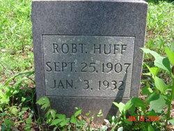 Robt. Huff