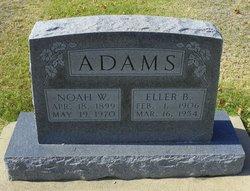 Eller B Adams