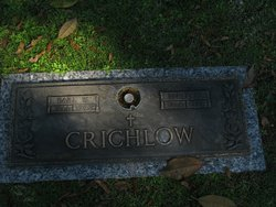 Earl W Crichlow