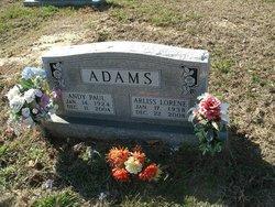Arliss Lorene <i>Herndon</i> Adams